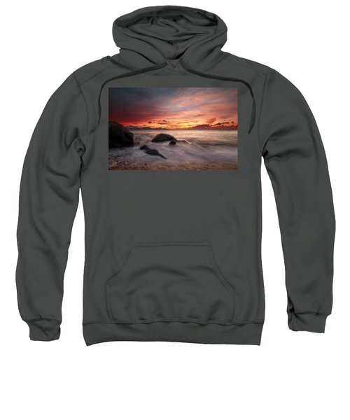 Celtic Sunset Sweatshirt