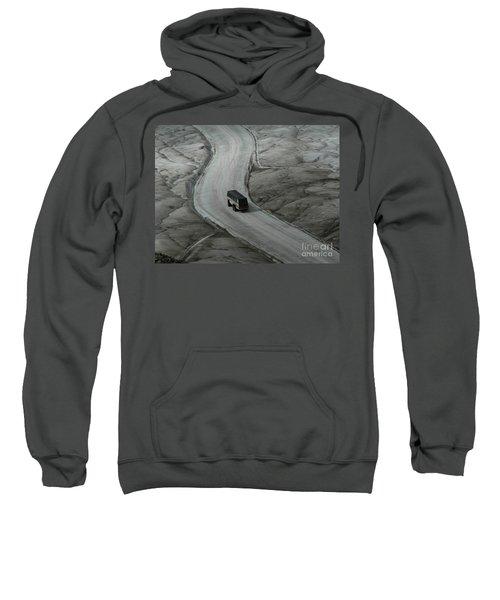 Columbia Icefield Glacier Adventure Sweatshirt