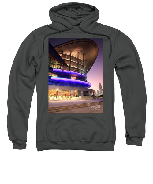 Convention And Exhibition Centre  Sweatshirt