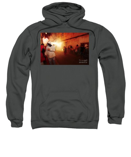 Demons In The Street Sweatshirt