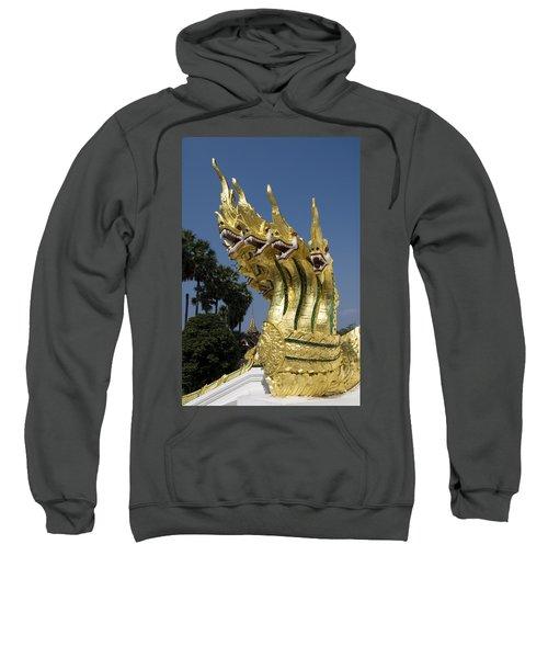Dragon Sculptures Sweatshirt