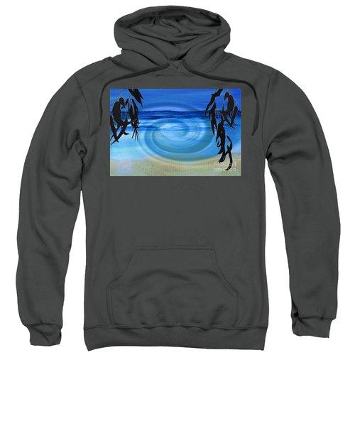 Eucalyptus Ocean View Sweatshirt