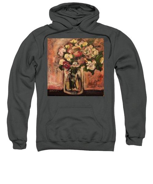 Flowers For Mom Sweatshirt