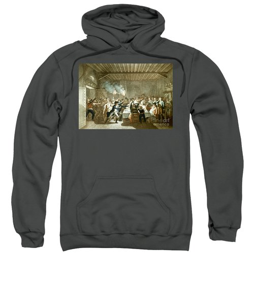 French Rev: Louis Xvi, 1791 Sweatshirt