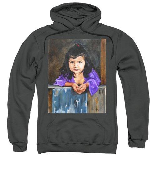 Girl From San Luis Sweatshirt