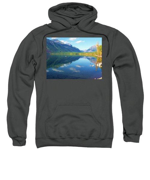 Glacier Park Magic Sweatshirt