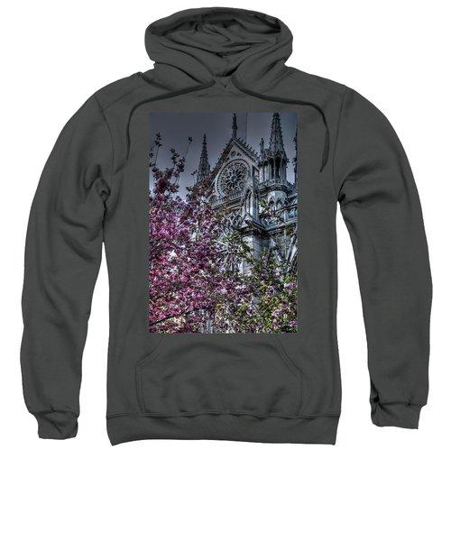 Gothic Paris Sweatshirt