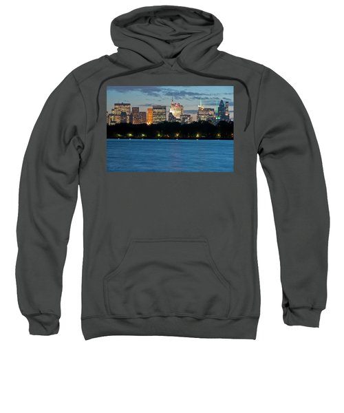 Great Pond Skyline Sweatshirt