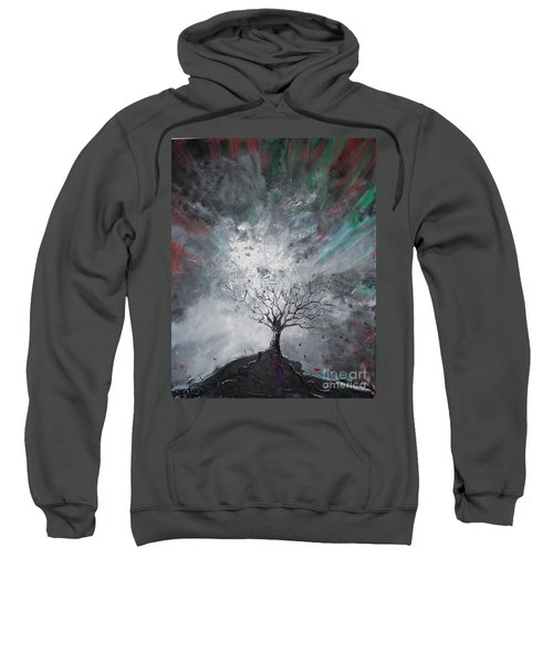 Haunted Tree Sweatshirt