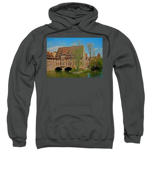 Heilig-geist-spital In Nuremberg Sweatshirt