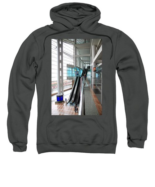 Hong Kong Convention And Exhibition Centre Sweatshirt