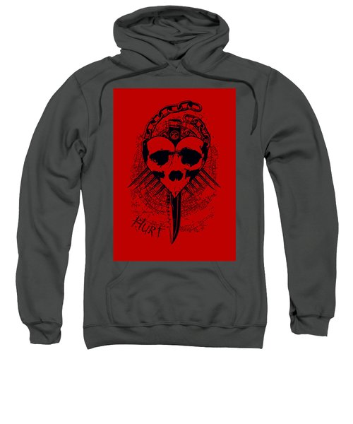 Hurt Sweatshirt