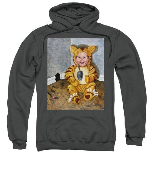 James-a-cat Sweatshirt