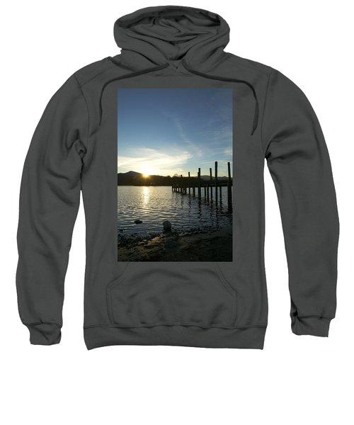 Lake District Sunset Sweatshirt