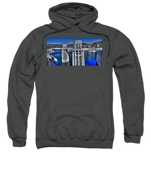 Lake Mead Hoover Dam Sweatshirt