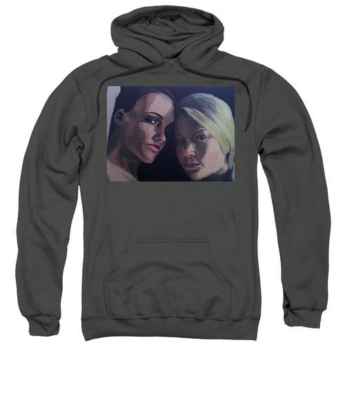 Leah And Tiffany Sweatshirt