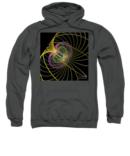 Magnetism 3 Sweatshirt