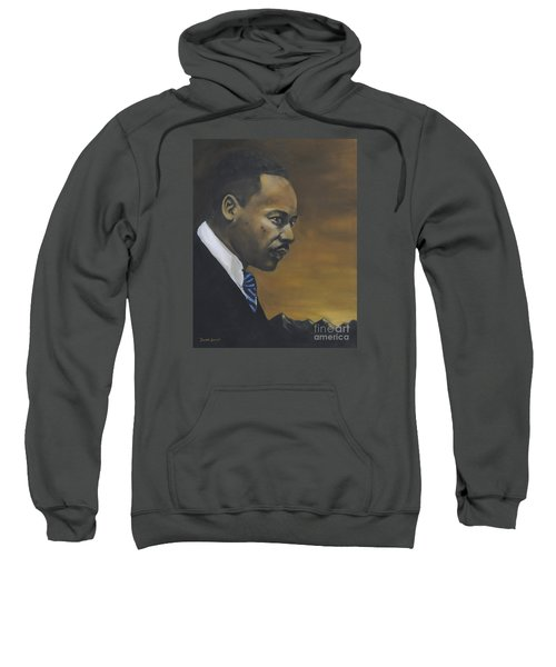 Martin Luther King Jr - From The Mountaintop Sweatshirt