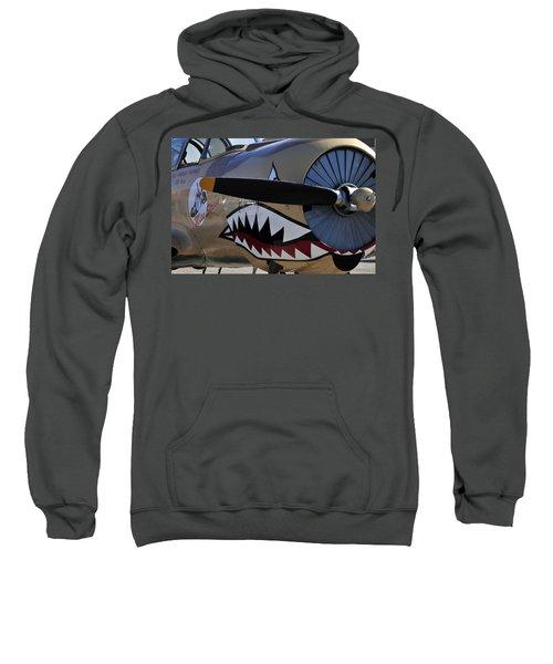 Mean Machine Sweatshirt by David Lee Thompson