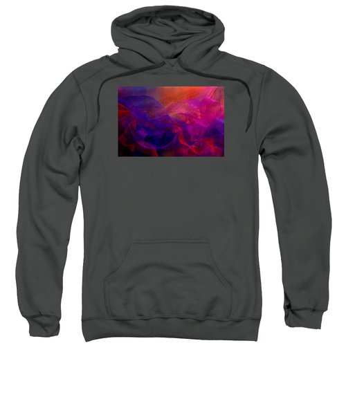 Sweatshirt featuring the photograph Memories by Nareeta Martin