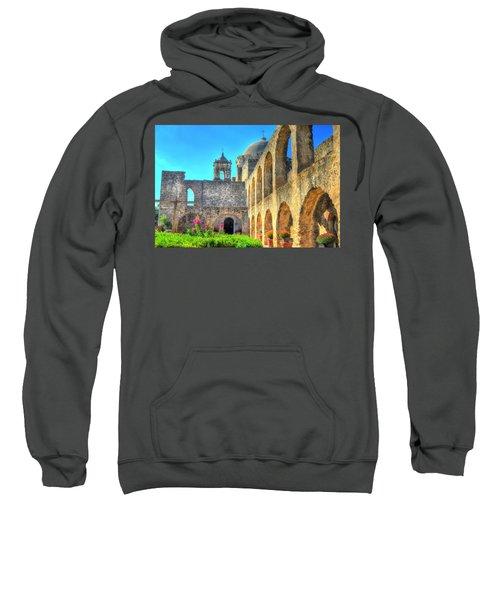 Mission Courtyard Sweatshirt