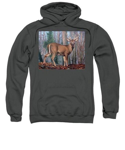 Missouri Whitetail Deer Sweatshirt