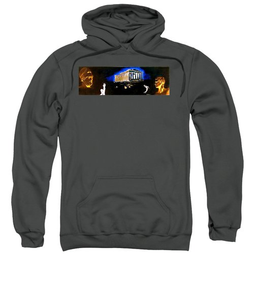 Mural - Night Sweatshirt