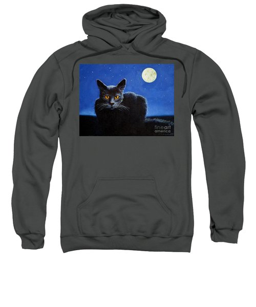 Name Of The Cat Nightmare Sweatshirt