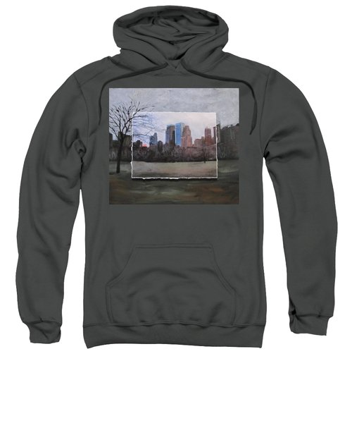 Ncy Central Park Layered Sweatshirt