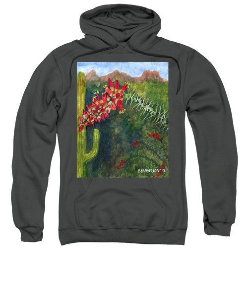 Ocotillo Spring Sweatshirt