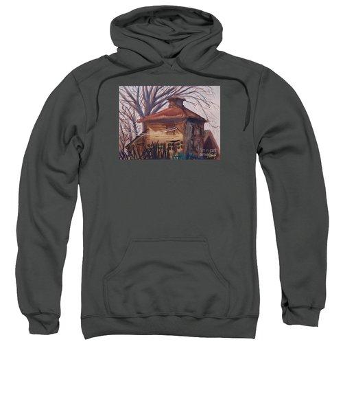 Old Garage Sweatshirt