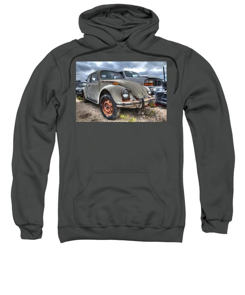Old Vw Beetle Sweatshirt