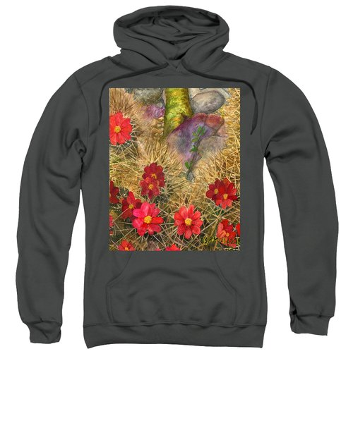 Palo Verde 'mong The Hedgehogs Sweatshirt