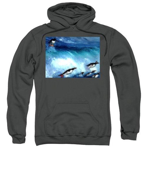 Penquin Play Sweatshirt