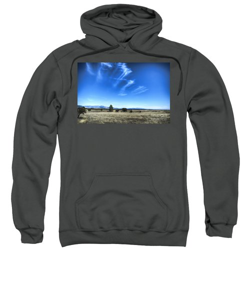 Point Of Pines - San Carlos Indian Reservation Sweatshirt