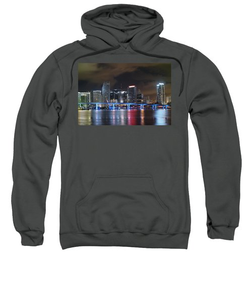 Port Of Miami Downtown Sweatshirt