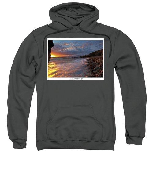 Porth Swtan Cove Sweatshirt