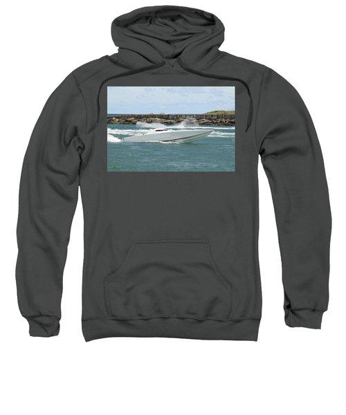 Race Boat Sweatshirt