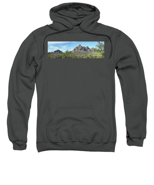 Ragged Top Mountain Panorama Sweatshirt