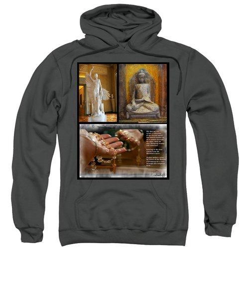 Reflections Of Spirit Sweatshirt