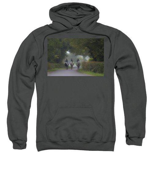 Riding In Tandem Sweatshirt