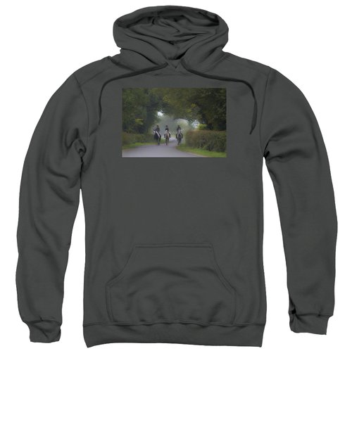 Riding In Tandem Sweatshirt