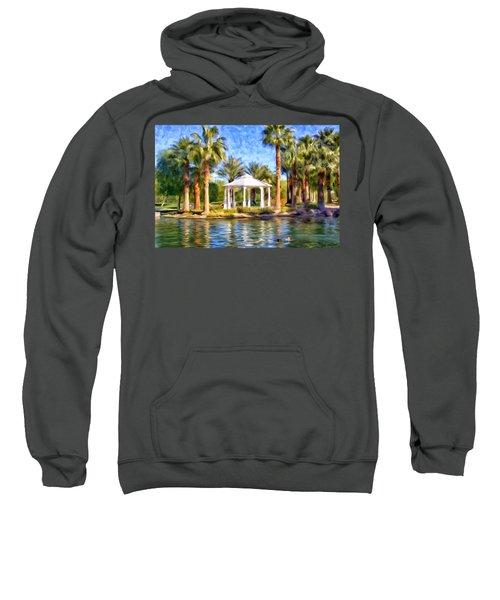 Saturday In The Park Sweatshirt