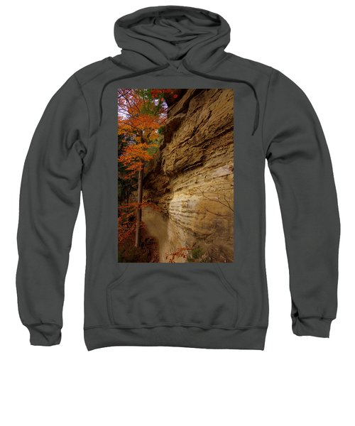 Side Winder Sweatshirt