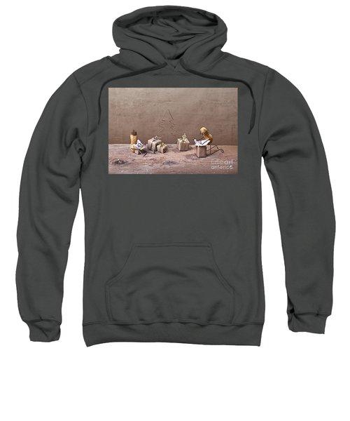 Simple Things - Christmas 08 Sweatshirt