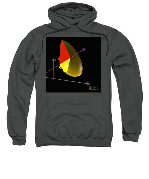 Solid Of Revolution 4 Sweatshirt