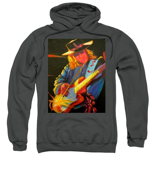 Stevie Ray Vaughn Sweatshirt