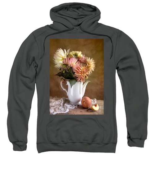 Still Life With Dahila Sweatshirt