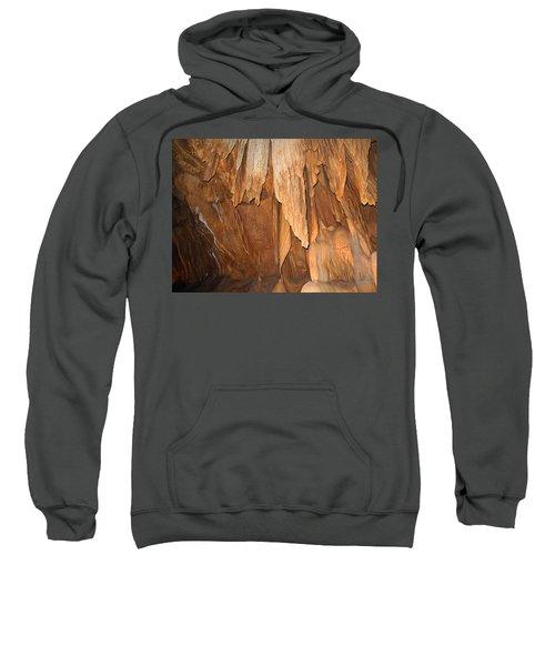 Stone Fold Elegance Sweatshirt
