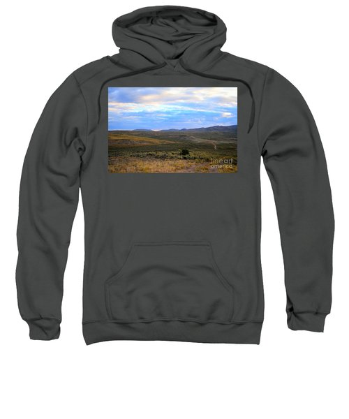 Stormy Wyoming Sunrise I Sweatshirt
